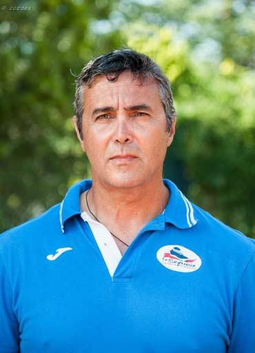 Maestro di Tennis Corrado al Centro Sportivo Le Sequoie, a Carsoli (AQ)